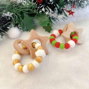 christmas rattle